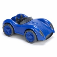 Green Toys Blue Race Car : Made in America - click to enlarge