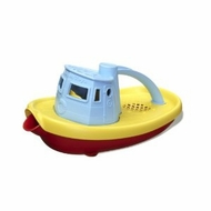 Green Toys Blue Tug Boat : Made in America - click to enlarge