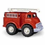 Green Toys Fire Truck : Made in America - click to enlarge