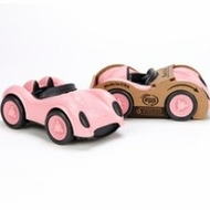 Green Toys Pink Race Car : Made in America - click to enlarge