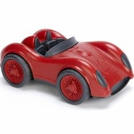 Green Toys Red Race Car : Made in America - click to enlarge