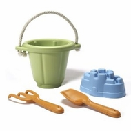 Green Toys Sand Play Set : Made in America - click to enlarge