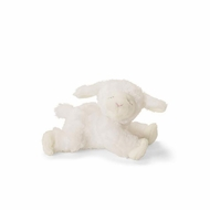 Gund 058926 Baby Winky Lamb Rattle, White, 4.5 inch - click to enlarge