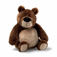 Gund 320126 Hoagie Brown 13 Inch Bear Plush - click to enlarge