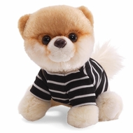 Gund 4033190 5 Inch Itty Bitty Boo in T-Shirt Plush - click to enlarge