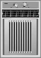 Haier HWV08XC5 Slider Casement Air Conditioner - click to enlarge