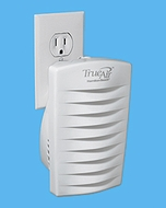 Hamilton Beach 04211D TrueAir Plug-Mount Odor Eliminator w/ bonus filter - click to enlarge
