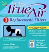 Hamilton Beach 04233 Long Life Air Cleaner Diaper Odor Filter (3 pack) - click to enlarge