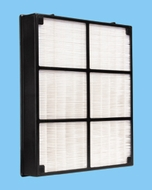 Hamilton Beach 04912 Replacement  Air Purifier HEPA Filter - click to enlarge