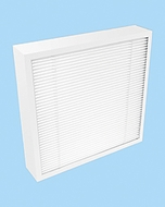 Hamilton Beach 04973 Replacement Air Purifier HEPA Filter - click to enlarge