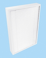 Hamilton Beach 04983 Replacement Air Purifier HEPA Filter - click to enlarge