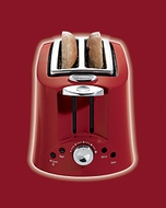 Hamilton Beach 22112 Eclectrics All-Metal Toaster - click to enlarge