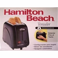 Hamilton Beach 22201 Bagel Toaster - click to enlarge