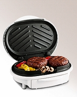Hamilton Beach 25219 HealthSmart Contact Grill - click to enlarge