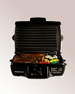 Hamilton Beach 25325 Indoor Grill with Removable Grids - click to enlarge