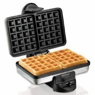 Hamilton Beach 26009 Stainless Steel Waffle Maker - click to enlarge
