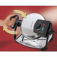 Hamilton Beach 26010 Flip Belgian Waffle Maker - click to enlarge