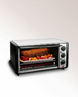 Hamilton Beach 31177 Family Size Toaster Oven / Broiler - click to enlarge