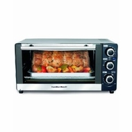 Hamilton Beach 31409 6 Slice Toaster Oven Broiler - click to enlarge