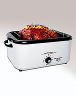 Hamilton Beach 32183 18 qt. Roaster Oven - click to enlarge