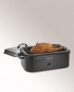 Hamilton Beach 32221 22 Quart Roaster Oven - click to enlarge