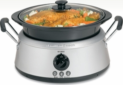 Hamilton Beach 33135  3-in-One Slow Cooker - click to enlarge