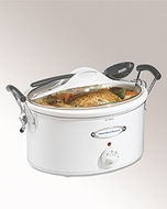 Hamilton Beach 33163 Stay or Go 6 qt. Slow Cooker - click to enlarge