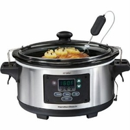 Hamilton Beach 33969 Set 'n Forget  Slow Cooker - click to enlarge