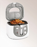 Hamilton Beach 35020 Cool Touch Deep Fryer - click to enlarge