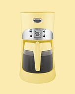 Hamilton Beach 40116 Eclectrics All-Metal Coffeemaker - click to enlarge