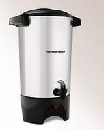 Hamilton Beach 40515 Coffee Urn - click to enlarge