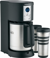 Hamilton Beach 45237 Stay or Go Thermal Coffeemaker - click to enlarge