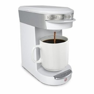 Hamilton Beach 49972 Personal Cup Brewer - click to enlarge