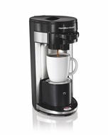 Hamilton Beach 49995 FlexBrew Single Serve Coffeemaker - click to enlarge