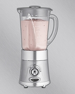 Hamilton Beach 50110 Eclectrics Sterling All-Metal Blender - click to enlarge