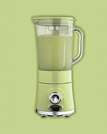 Hamilton Beach 50114 Eclectrics All-Metal Blender - click to enlarge