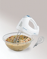 Hamilton Beach 62684 6 Speed Hand Mixer - click to enlarge