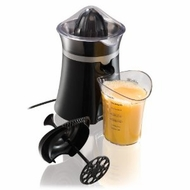 Hamilton Beach 66333 Fresh Mix 2 cup Citrus Juicer - click to enlarge