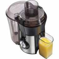 Hamilton Beach 67608 Big Mouth Juice Extractor - click to enlarge