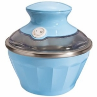 Hamilton Beach 68550 Ice Cream Maker Blue - click to enlarge