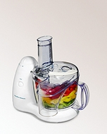 Hamilton Beach 70550R PrepStar Food Processor - click to enlarge