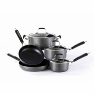 Hamilton Beach 95012 8 Piece Anodized Cookware Set - click to enlarge