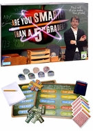 "Hasbro ""Are You Smarter Than A 5th Grader?"" Board Game - click to enlarge"