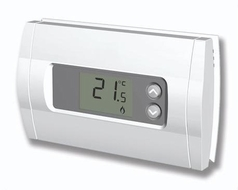 Honeywell Comfort Basics 110B Digital Manual Thermostat - click to enlarge