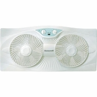 Honeywell HW-305 Twin Window Fan - click to enlarge