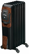 Honeywell HZ-710 Oil-Filled Radiator w/ Electronic Controls - click to enlarge