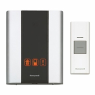 Honeywell RCWL300A1006 Premium Portable Wireless Door Chime and Push Button - click to enlarge