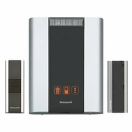 Honeywell RCWL301A1005 Premium Wireless Door Chime and Push Button - click to enlarge