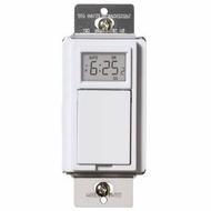 Honeywell RPLS530A 7-Day Programmable Light Timer - click to enlarge