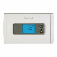 Honeywell RTH1100B Digital Manual Thermostat - click to enlarge